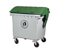 1200L塑料垃圾桶